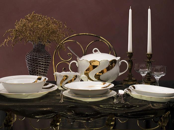 Wałbrzyska tradycyjna porcelana