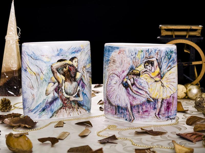 Degas wazony seria