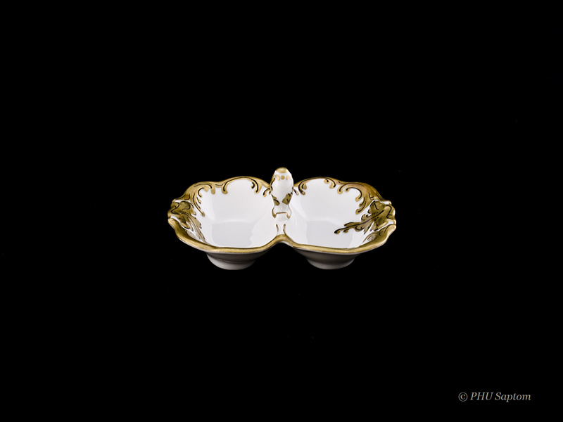 Tradycyjny wzór porcelany