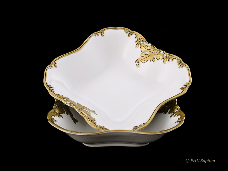 Klasyczna wałbrzyska porcelana