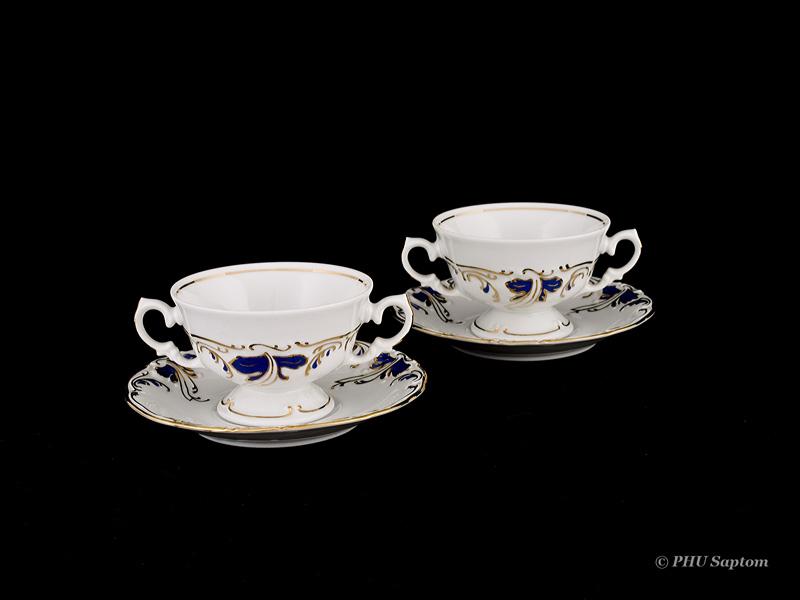 Wałbrzyski fason porcelany