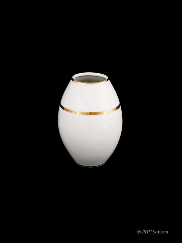Nowoczesny wzór porcelany