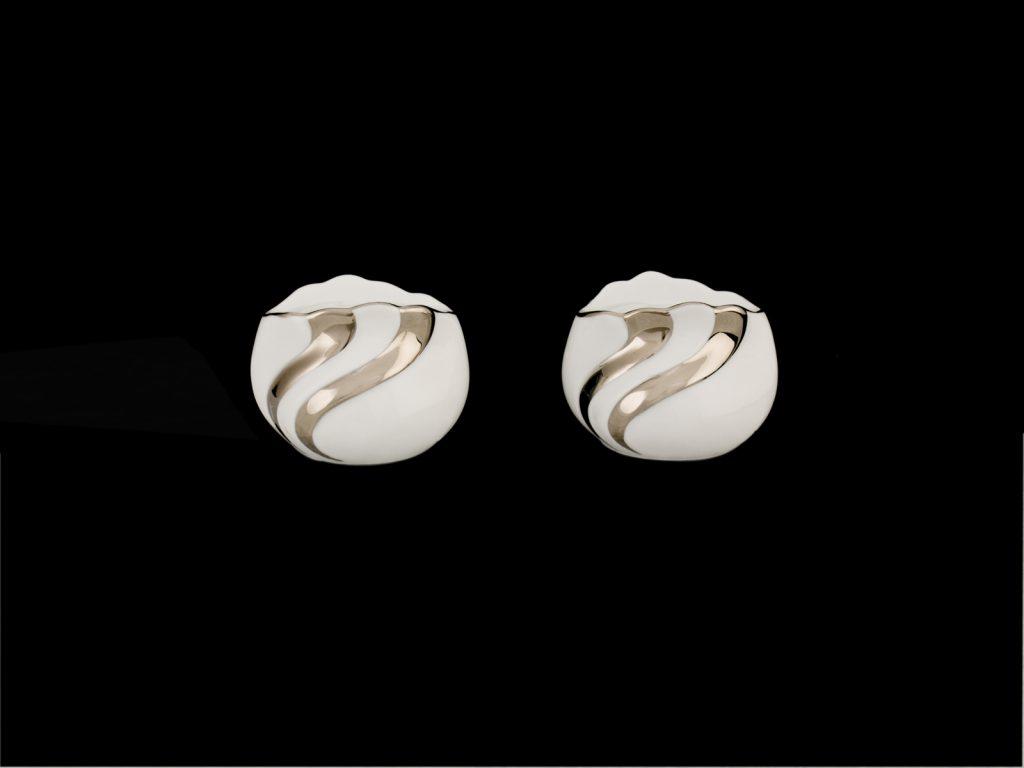 Wałbrzyska falista porcelana