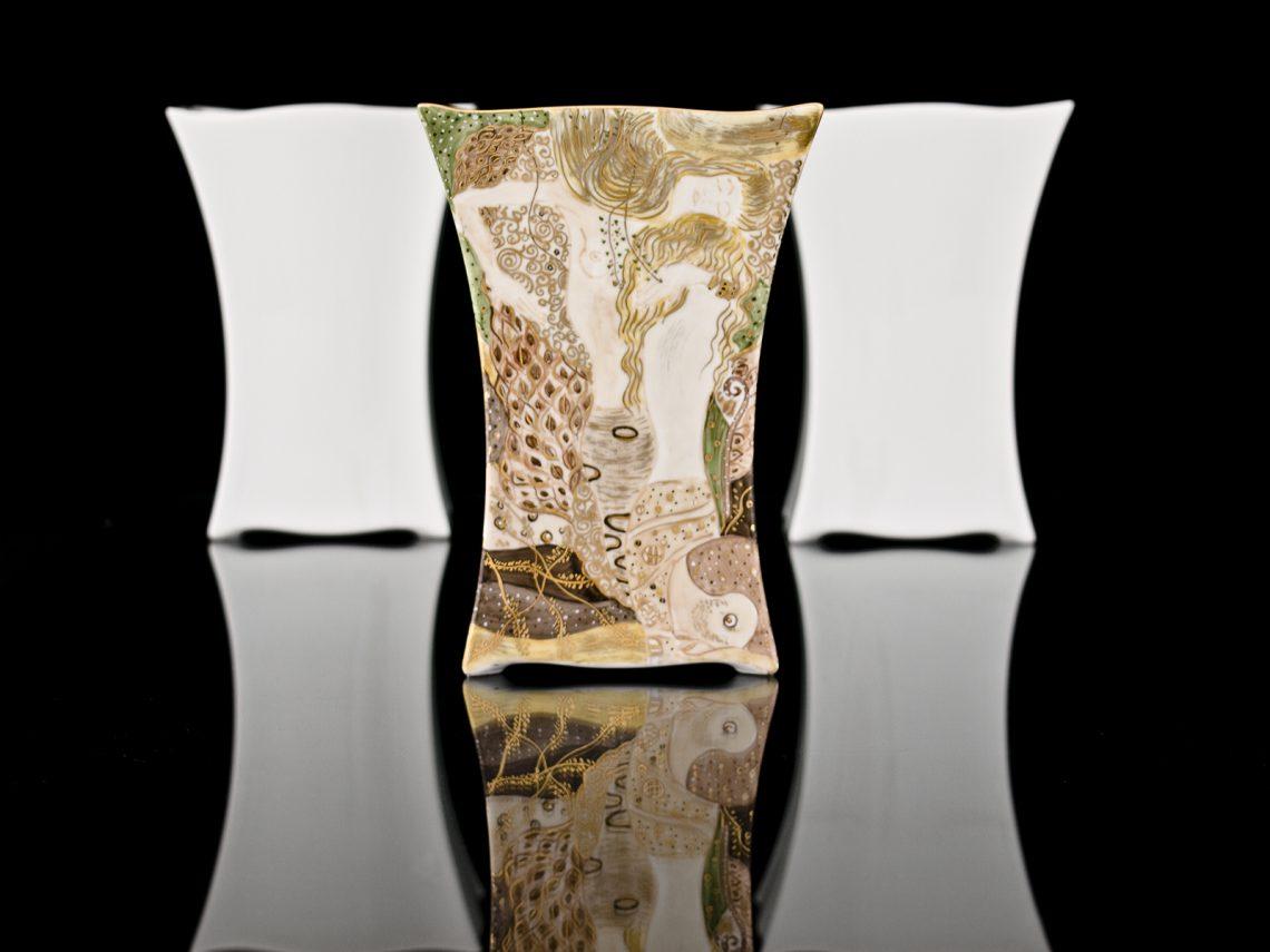 Sztuka secesyjna na porcelanie